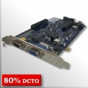 Tarjeta GV-800 v8.3x - PCI-E - 16Ch/4A - 120fps - 720x480 - 2003