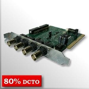 Tarjeta GV-250 v8.2 - 4Ch - 30fps - 720x480 - 2051