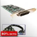 Tarjeta SDVR/KODICOM - 8Ch - 240fps - 640x480 - 2101