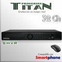 DVR 32Ch - 960 Fps ProSeries Titan