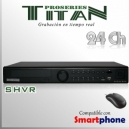 DVR 24Ch - 720 Fps ProSeries Titan