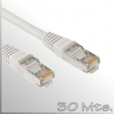 Cable UTP cat5e - 30Mts.