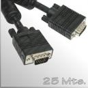 Cable SVGA - 25 Mts.
