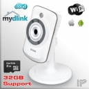 Cámara IP DVR Wireless MyDlink Cloud - WIFI