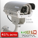3517C - BoxCam IR Profesional - 1/3 SONY EXview HAD CCD II - 700T (960H)