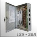 BOX - Fuente de Poder 12V - 30A