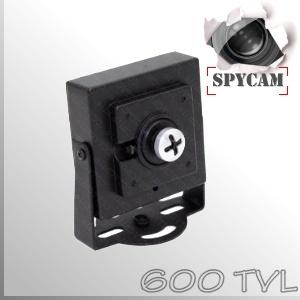 "6901 - Cámara Espía tornillo - Pro - Sensor SONY 1/3"" CCD - 600 TVL"