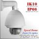 9500 - Domo Speed PTZ Profesional SONY CCD 700TVL