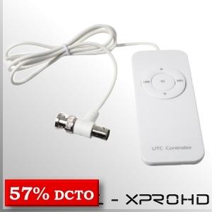 Control UTC XPROHD - Acceso remoto menu OSD cámaras