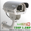 CVI-3517-1.3MP - BoxCam IR Profesional Sensor SONY 720p 1.3Mp HD-CVI