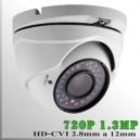 CVI-3661-1.3MP - DomeCam IR Profesional Sensor SONY 720p 1.3Mp HD-CVI
