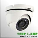 CVI-3651-1.3MP - DomeCam IR Profesional Sensor SONY 720p 1.3Mp HD-CVI