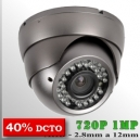AHD-3661-1MP - DomeCam IR Profesional Sensor SONY 720p 1Mp HD-AHD