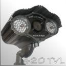 """3516 - Cámara Nocturna Profesional - CCD – 1/3"""" SONY - 420 TVL"""