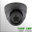 AHD_3651-1MP - DomeCam IR Profesional Sensor SONY 720p 1Mp HD-AHD