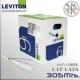 Cable UTP CAT6 Leviton - 305 Mts.