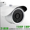CVI-3547H-1MP - BoxCam IR Profesional Sensor SONY 720p 1Mp HD- TriHIB
