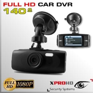 CARDVR Vehículo FULL HD - 140º - Sensor SONY - Cámara Lente frontal - Gran angular