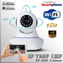 IP1M-6001-1MP - RobotCam WIFI IR Profesional Sensor SONY 720p 1Mp HD - PT
