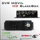 MDVR HD DVR MOVIL HIBRIDO 4CH 720p - Blackbox