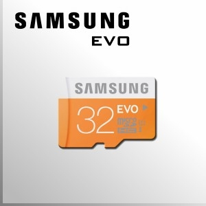 Samsung EVO 32GB MicroSDXC™ | 48MB/s | Clase 10