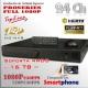 8024F-P | HD-NVR 24Ch | 1080p@30fps | 16TB MAX | FULL HD | StandAlone