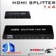 HDMI Splitter 1 a 4 bocas 1080p 3D
