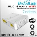 PLC SMART WIFI | Extensor WIFI via corriente electrica by BroadLink
