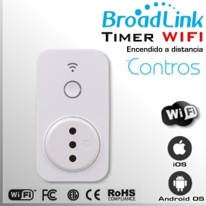 Enchufe TIMER WIFI | Temporizador inteligente WIFI by Broadlink