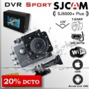 SPORT DVR SJ5000+ PLUS SJCAM ORIGINAL FullHD WIFI Waterproof 1.54""