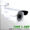 CVI-83-1.3MP - BoxCam IR Profesional Sensor SONY 720p 1.3Mp HD-CVI