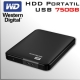 WD ™ Elements 750GB Disco Duro Portátil USB 3.0