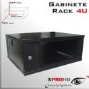 RACK 4U | GABINETE | 540x 600x 225(mm) | LLAVE Y EXTRACTOR