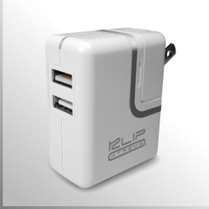 CARGADOR UNIVERSAL USBx2 | (100-240V) NEMA5-15P