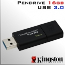 Pendrive USB 3.0 - Kingston 16GB DataTraveler