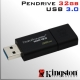 Pendrive USB 3.0 - Kingston 32GB DataTraveler
