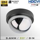 CVI-6333-2MP DomeCam Profesional Sensor SONY 1080p 2Mp HD-CVI