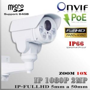 IP2M-3520-PTZ-SD - PTZ Sensor SONY FULLHD -POE