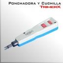 Ponchadora con regulación y Cuchilla | TrimerX