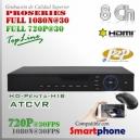 ATCVR-6308 | HD-8Ch | 1080N@30fps | ProSeries HD | Penta-HIBRIDO