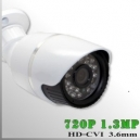 3545-1.3MP - BoxCam IR Profesional Sensor SONY 720p 1Mp HD