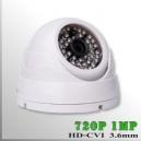 3650-1MP - DomeCam IR Profesional Sensor SONY 720p 1Mp HD