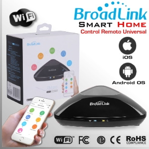 RM-PRO v3 MANDO A DISTANCIA SMART WIFI-IR-RF BY BROADLINK
