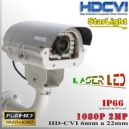 CVI-3517-SL-2MP | Starlight BoxCam IR Profesional Sensor SONY 1080p 2Mp HD-CVI