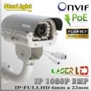 IP2M-3517-SL Starlight BoxCam IR Pro Sensor SONY FHD -POE