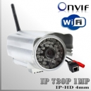 IP1M-3500-1MP - WIFI BoxCam IR Profesional Sensor SONY 720p HD