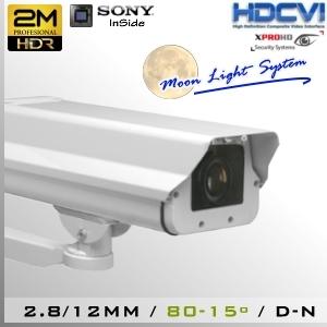 7000e - KIT BoxCam Profesional Sensor SONY 1080p 2Mp HD-CVI