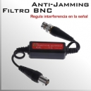 Filtro BNC - Video Anti-jamming | Video Balun Ground Loop Isolator