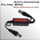 Filtro BNC - Video Anti-jamming | Video Balun Ground Loop Isolator