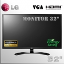 "Monitor 32"" IPS Slim FullHD LG Led Wide Screen (31.5"")"